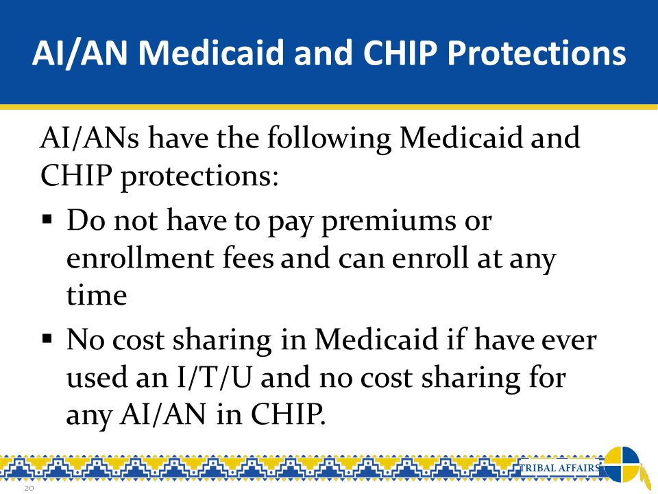 AI/AN Medicaid and CHIP Protections