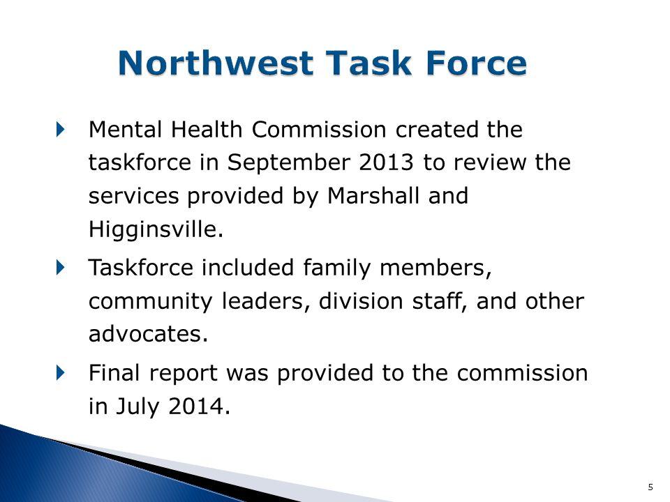 Northwest Task Force