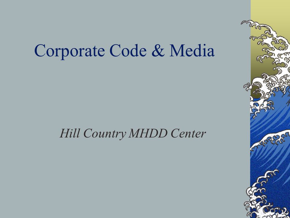 Hill Country MHDD Center