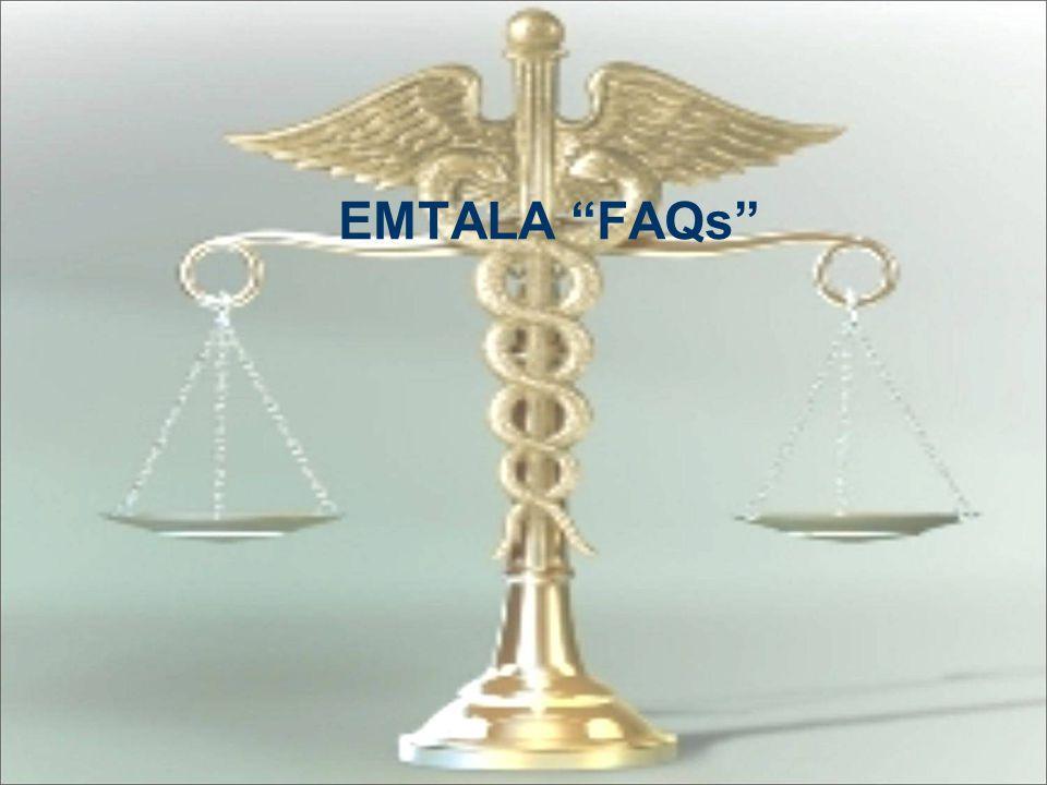 EMTALA FAQs