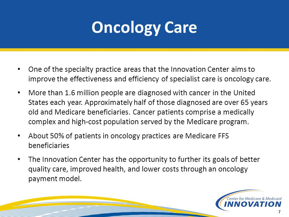 Oncology Care Model