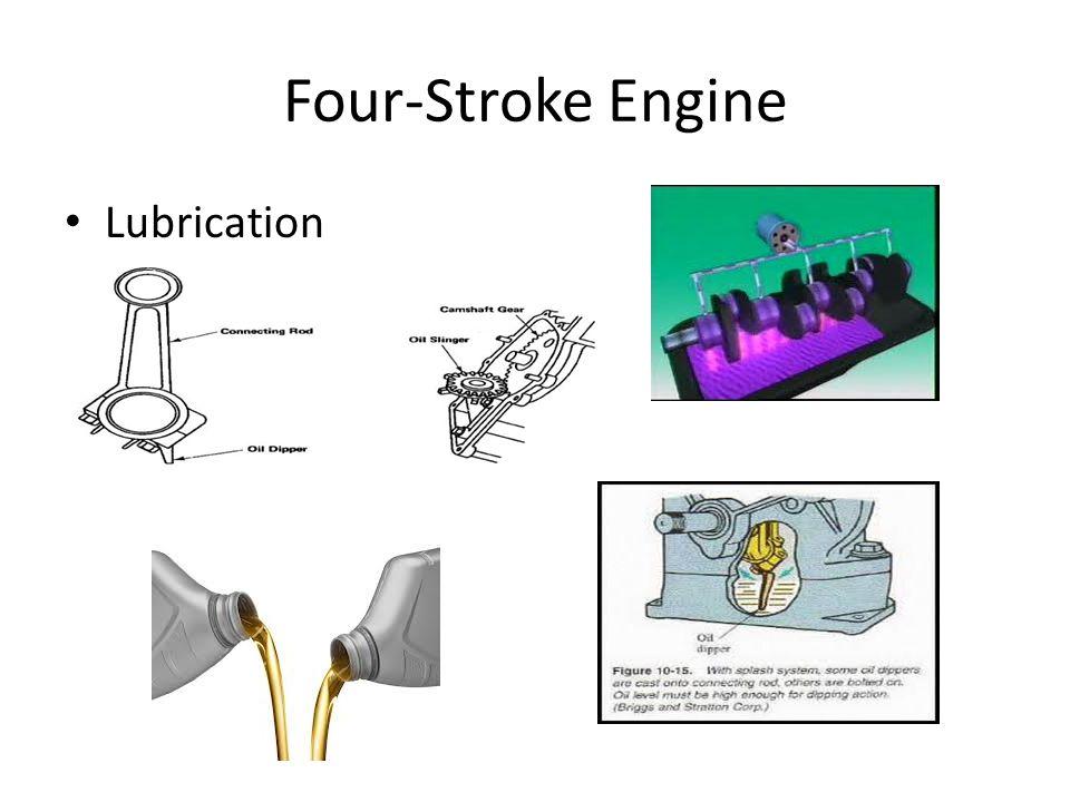 Four-Stroke Engine Lubrication