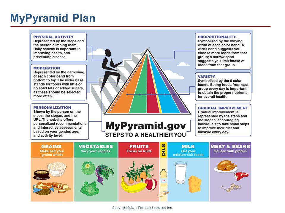 MyPyramid Plan