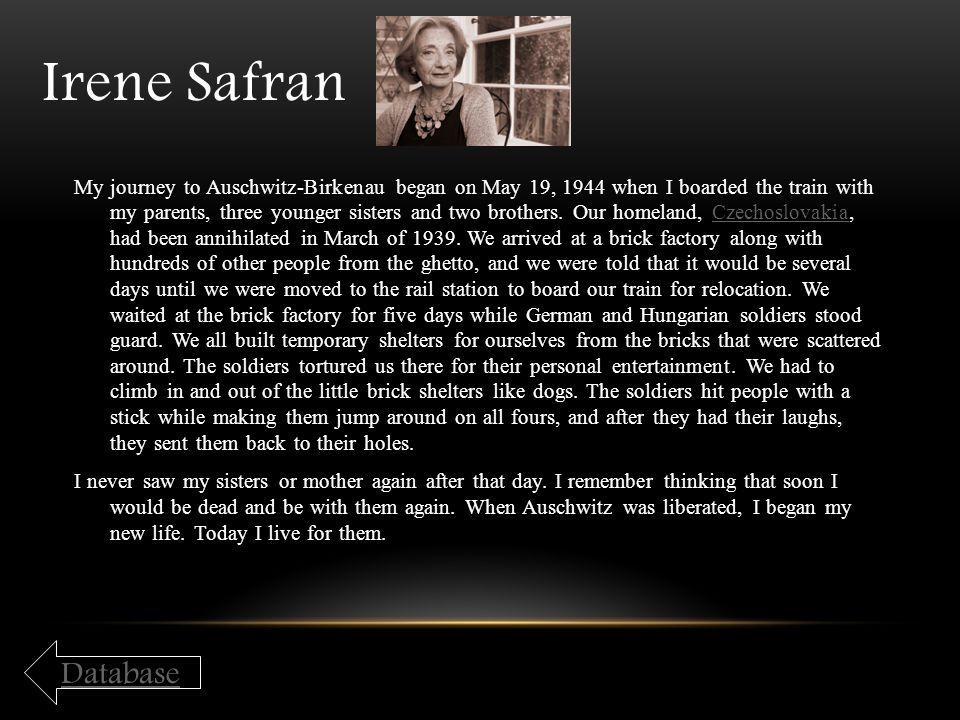 Irene Safran