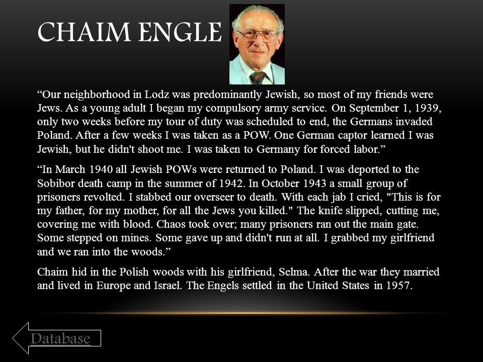 Chaim Engle