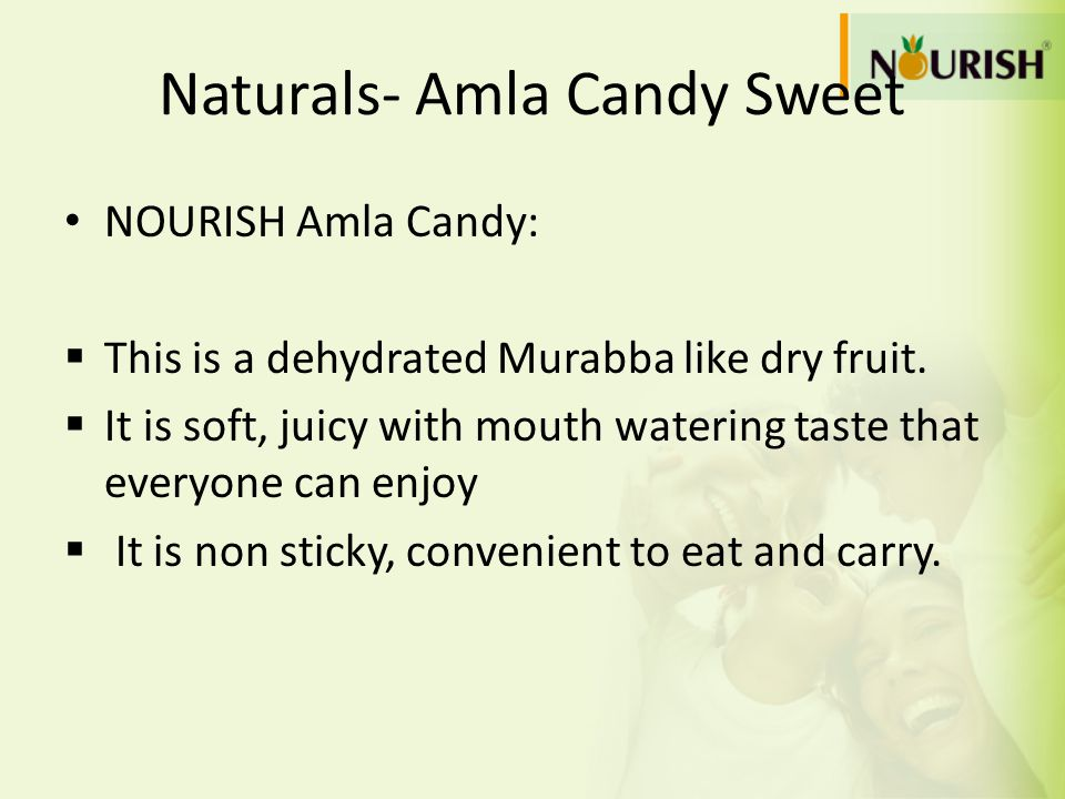 Naturals- Amla Candy Sweet