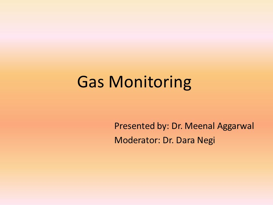 Presented by: Dr. Meenal Aggarwal Moderator: Dr. Dara Negi