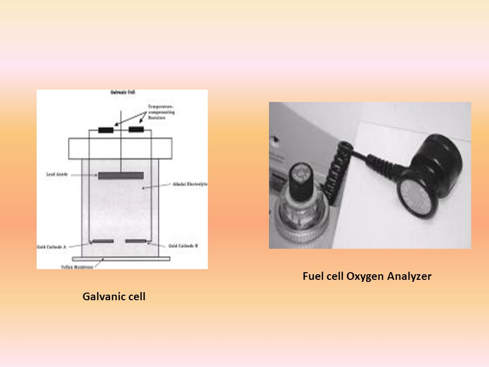 Fuel cell Oxygen Analyzer