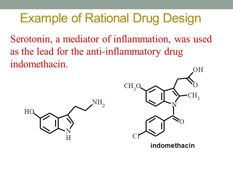 Example of Rational Drug Design
