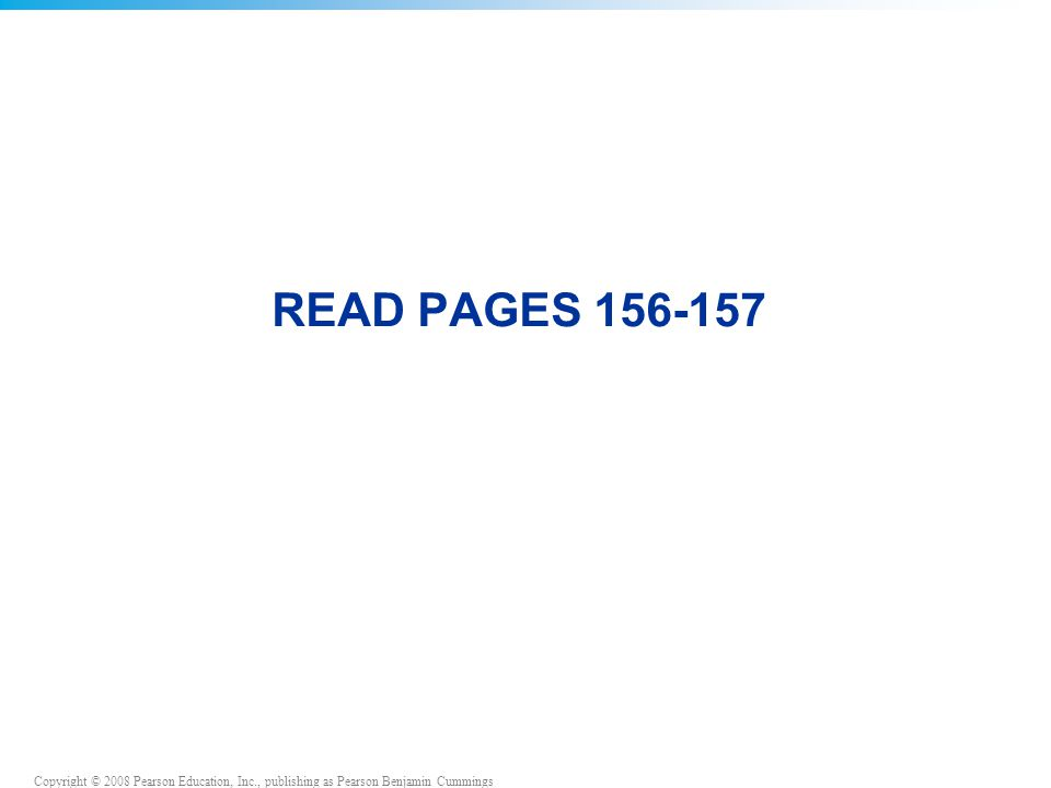 READ PAGES 156-157