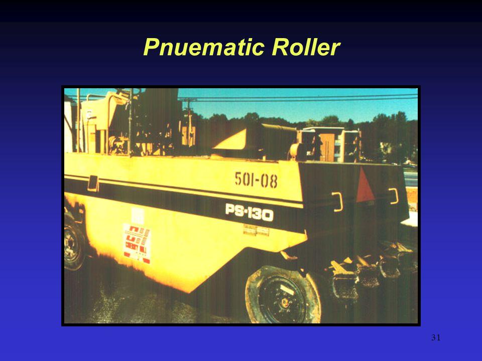 Pnuematic Roller