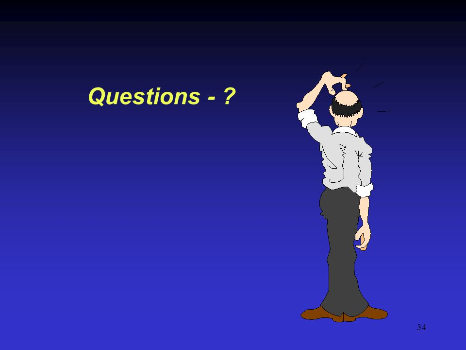Questions -