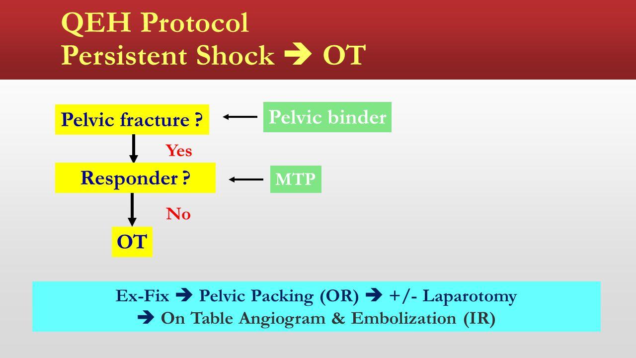 QEH Protocol Persistent Shock  OT
