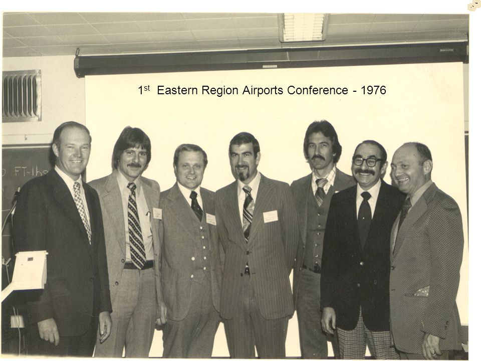 1st Eastern Region Airports Conference - 1976