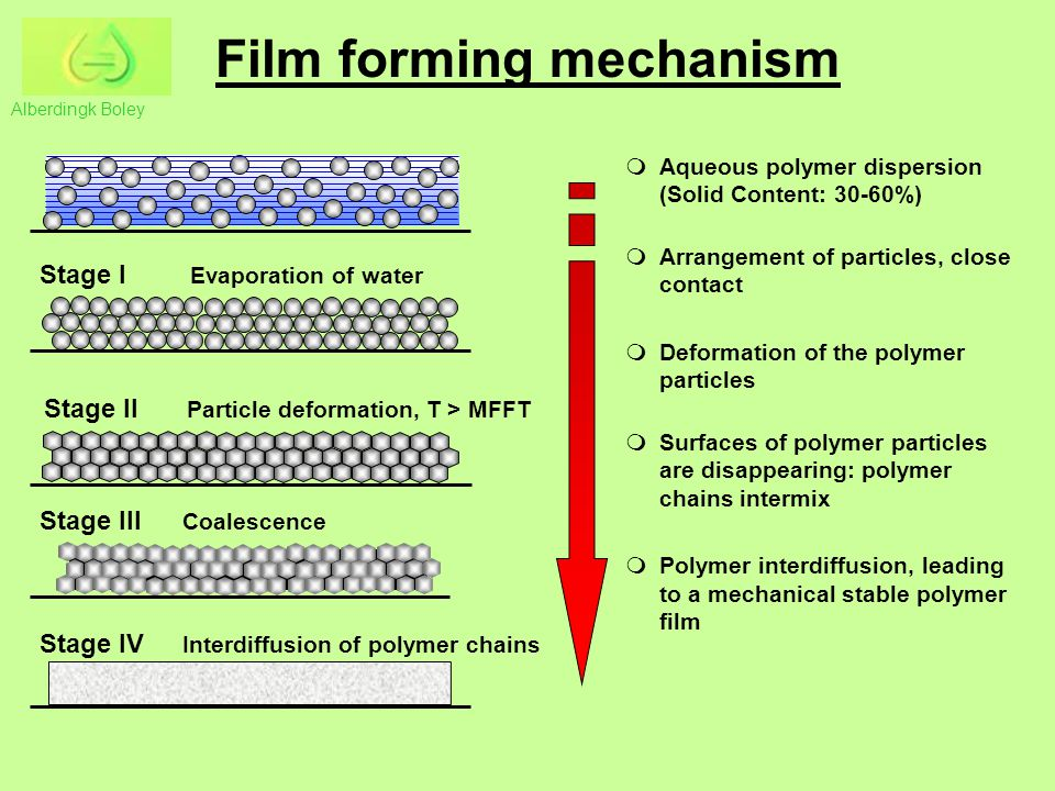 Film forming mechanism