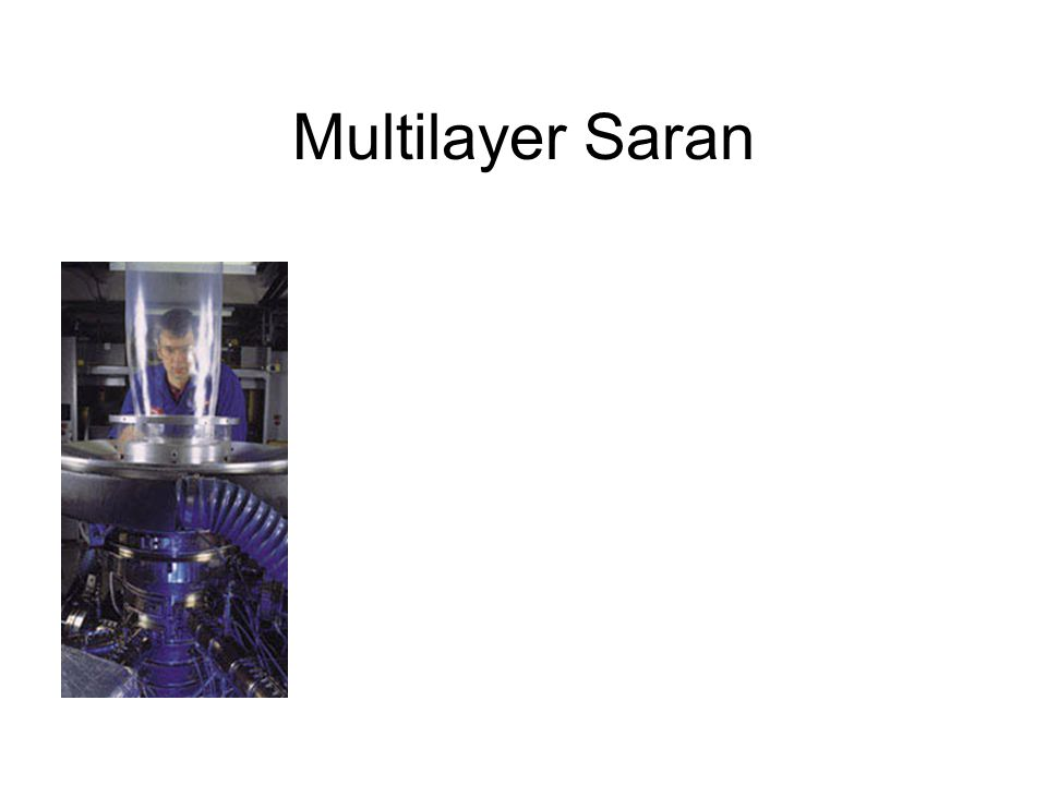 Multilayer Saran