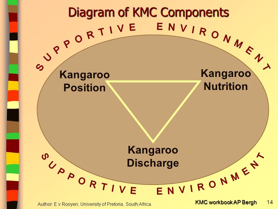 Diagram of KMC Components