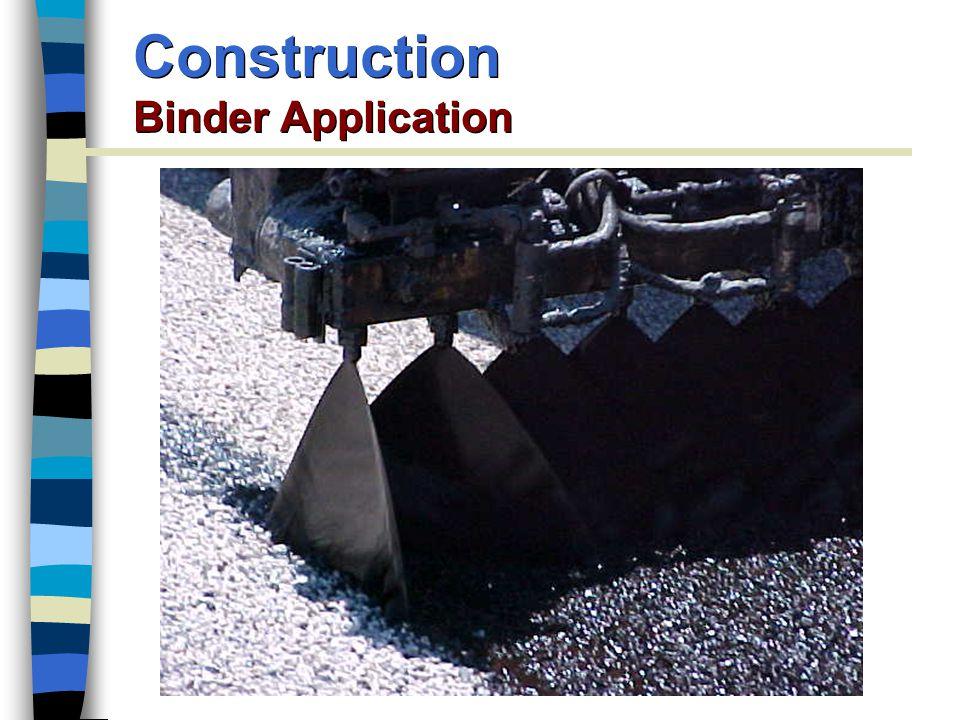 Construction Binder Application