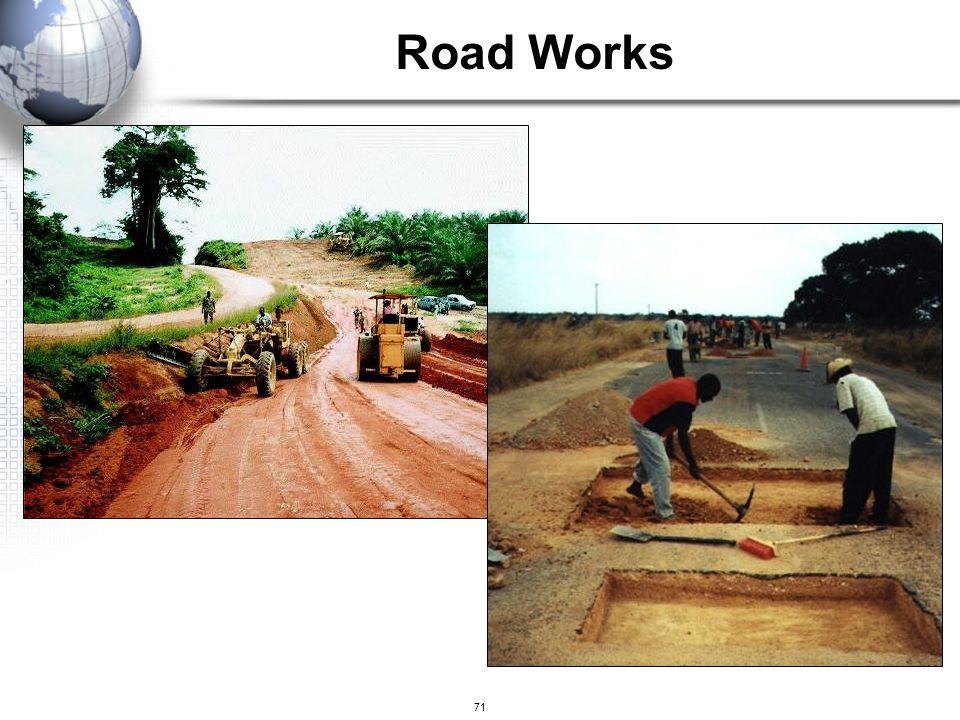 Road Works 71