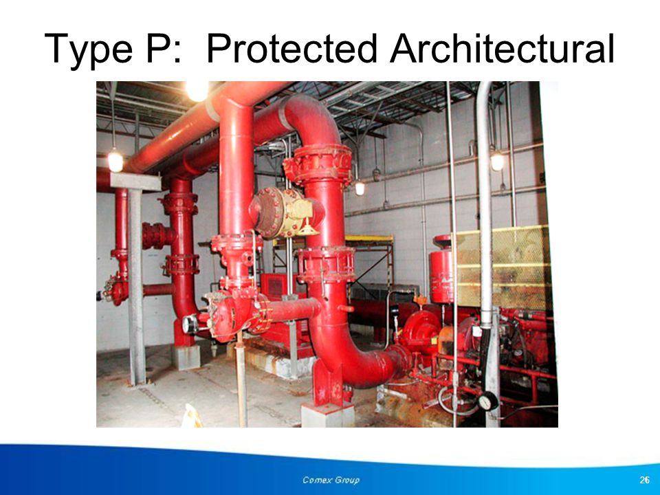 Type P: Protected Architectural