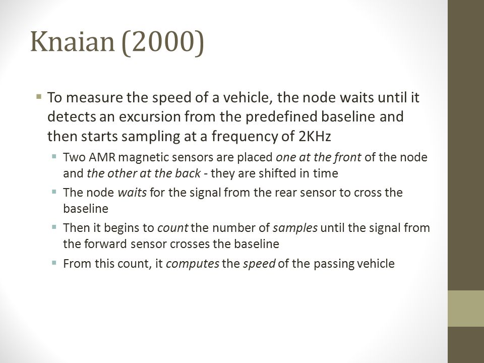 Knaian (2000)