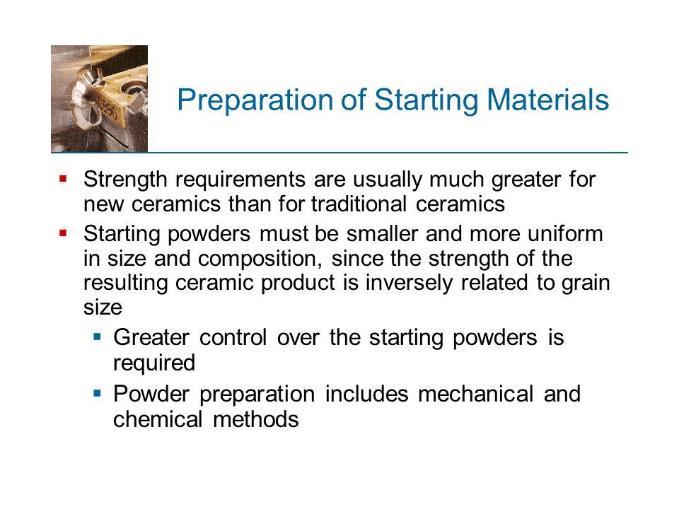 Preparation of Starting Materials