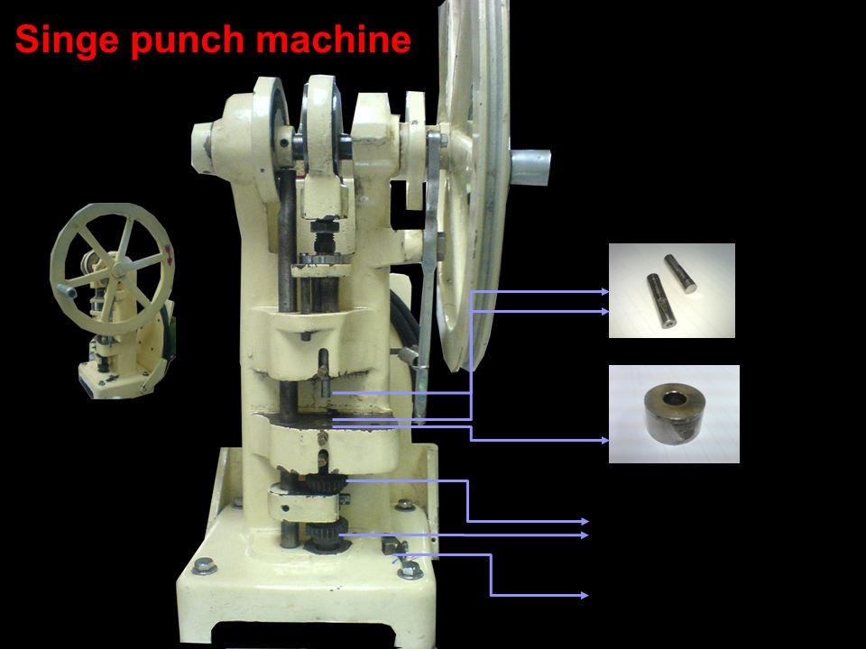 Singe punch machine Upper and Lower Collar Collar locker