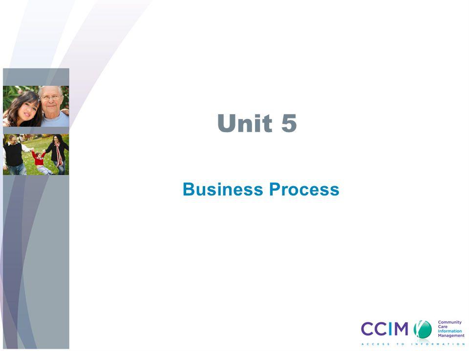 Unit 5 Business Process.