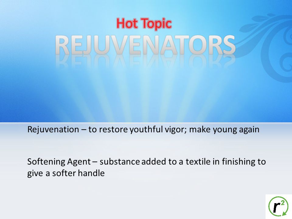REJUVENATORS Hot Topic