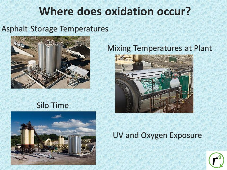 Where does oxidation occur