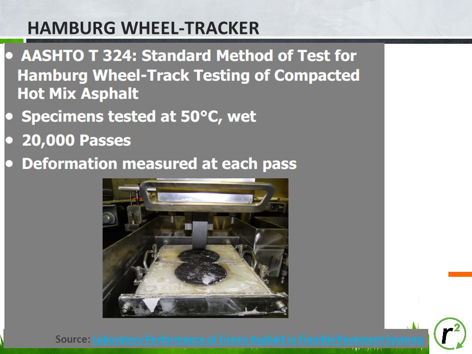 Hamburg Wheel-Tracker