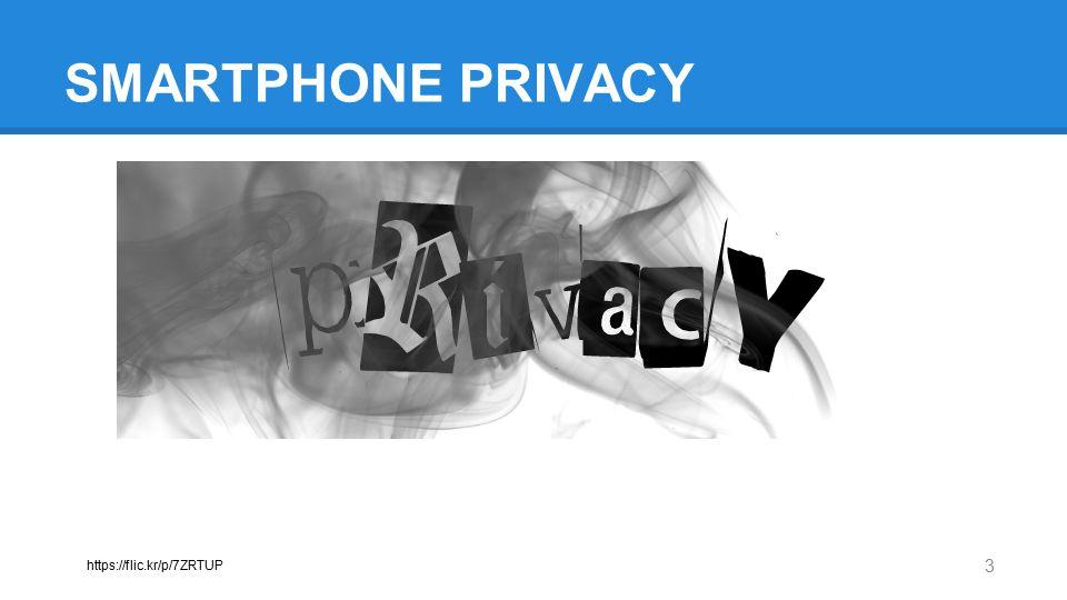 SMARTPHONE PRIVACY https://flic.kr/p/7ZRTUP