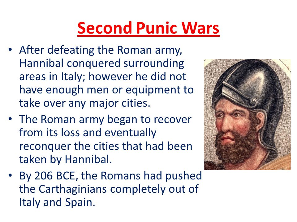 Second Punic Wars