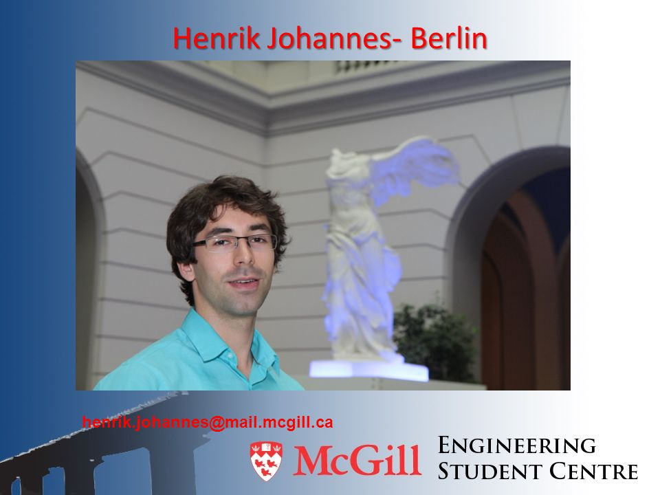 Henrik Johannes- Berlin