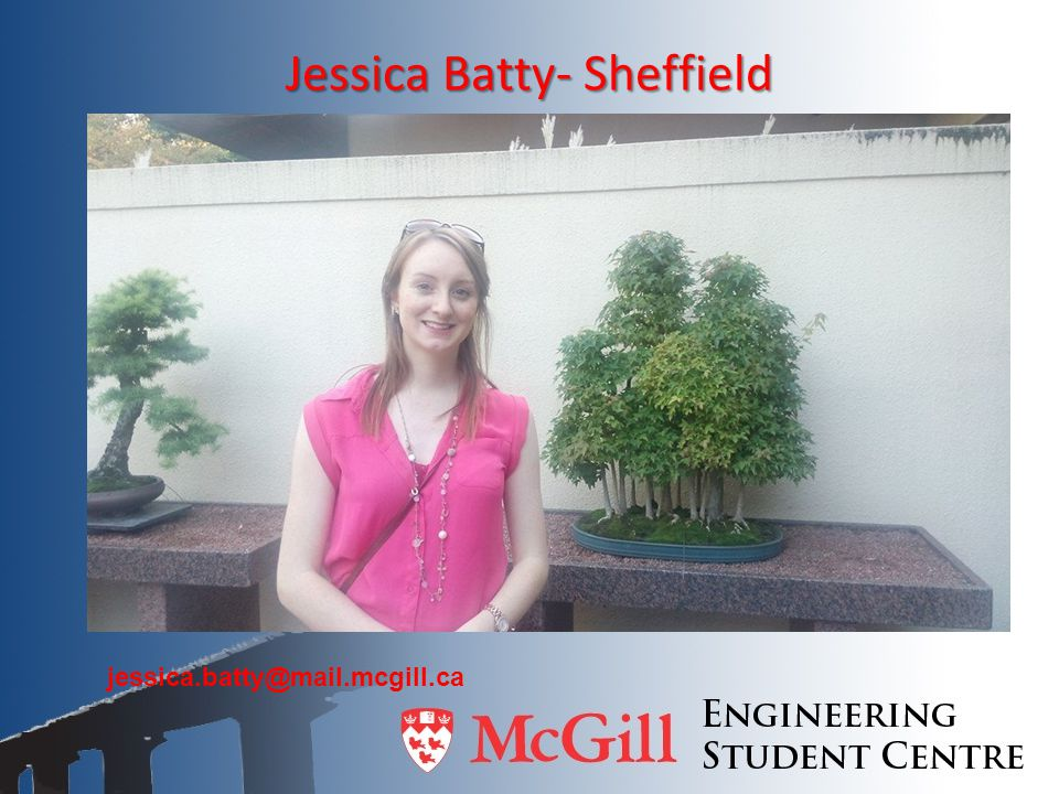 Jessica Batty- Sheffield
