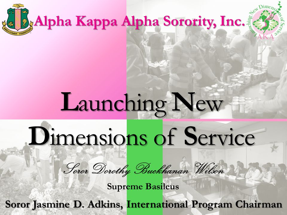 Launching New Dimensions of Service