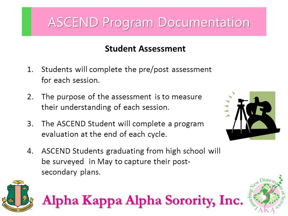 ASCEND Program Documentation