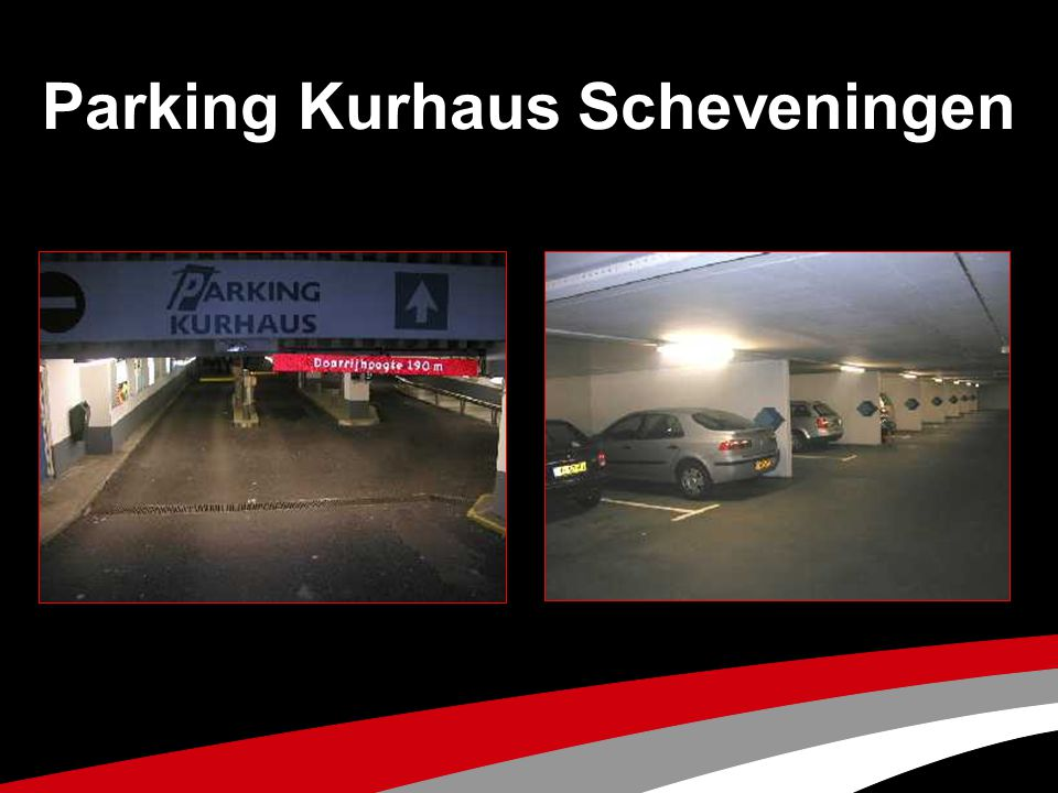 Parking Kurhaus Scheveningen