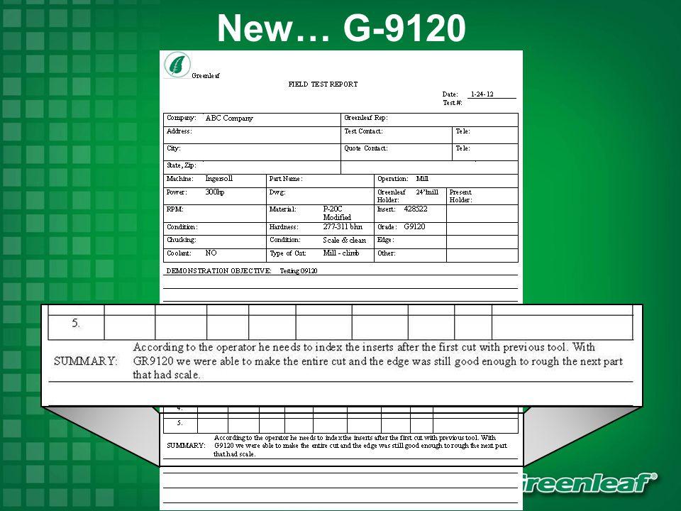 New… G-9120