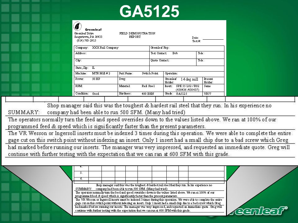 GA5125