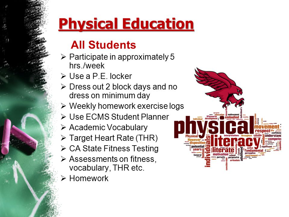 Physical Education All Students