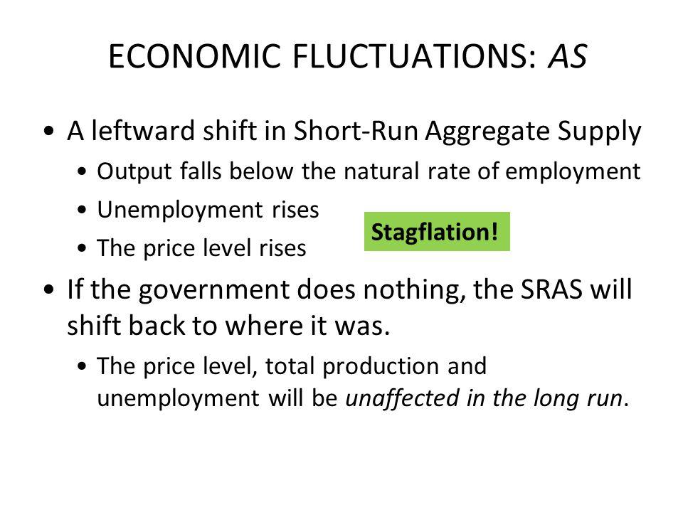 ECONOMIC FLUCTUATIONS: AS