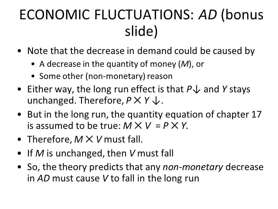 ECONOMIC FLUCTUATIONS: AD (bonus slide)