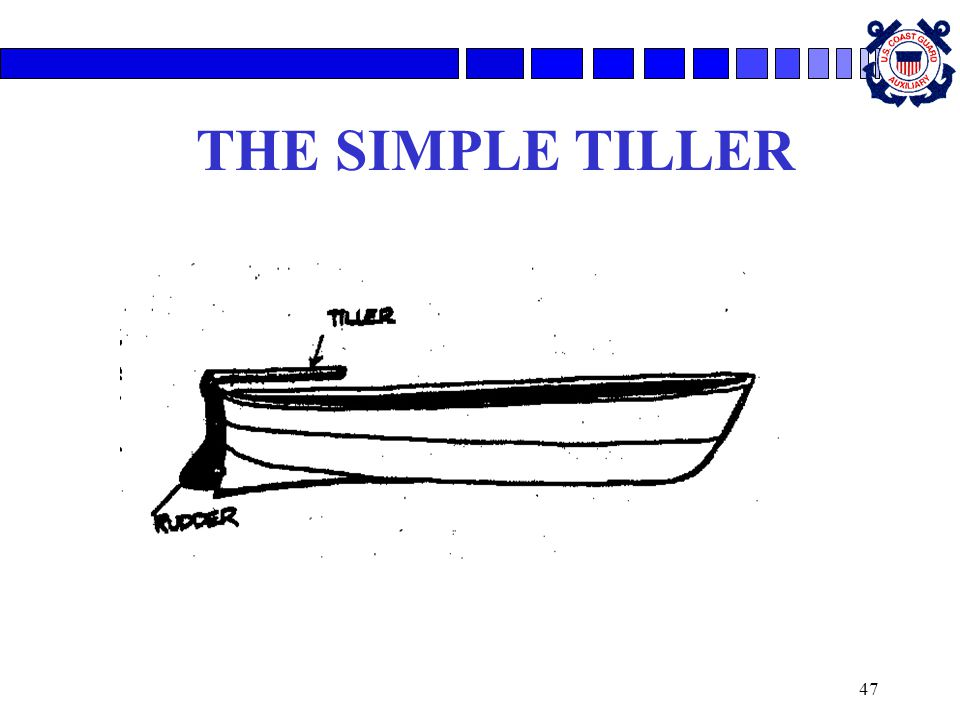 THE SIMPLE TILLER