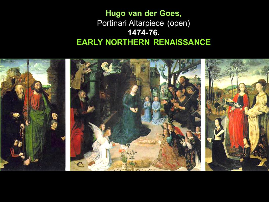 EARLY NORTHERN RENAISSANCE