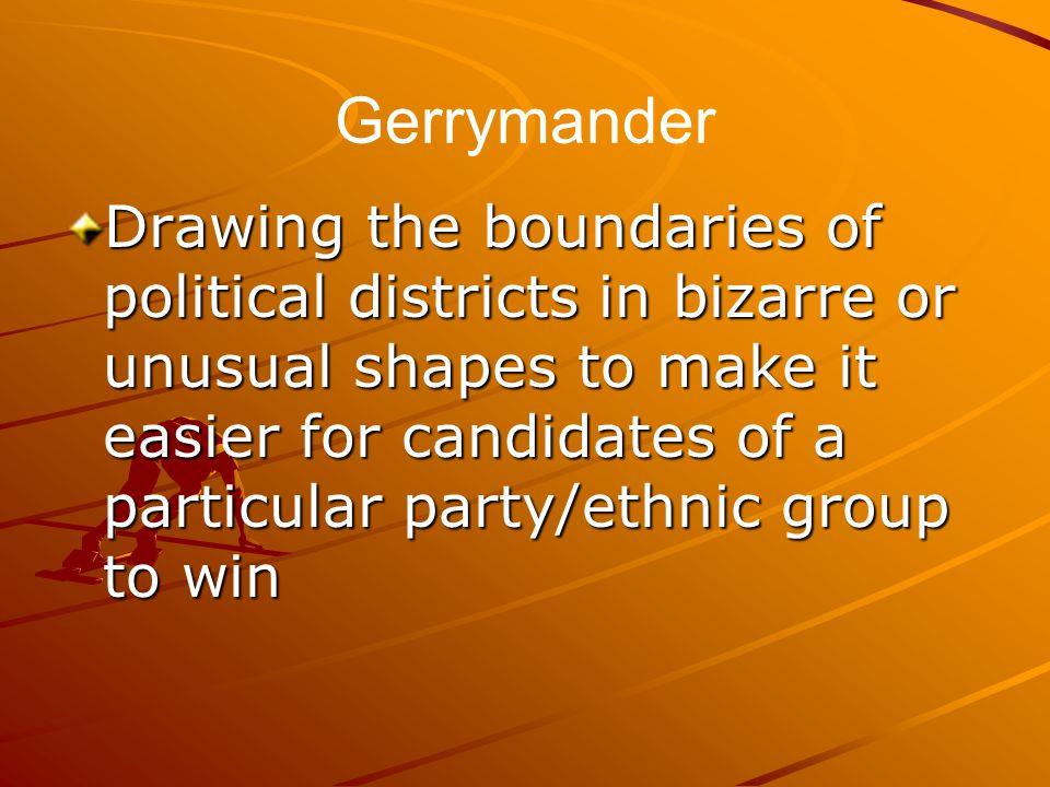 Gerrymander
