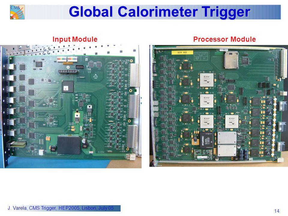 Global Calorimeter Trigger