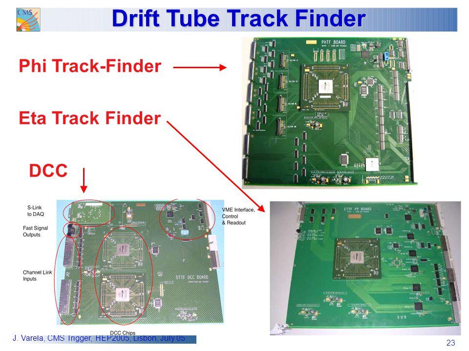 Drift Tube Track Finder
