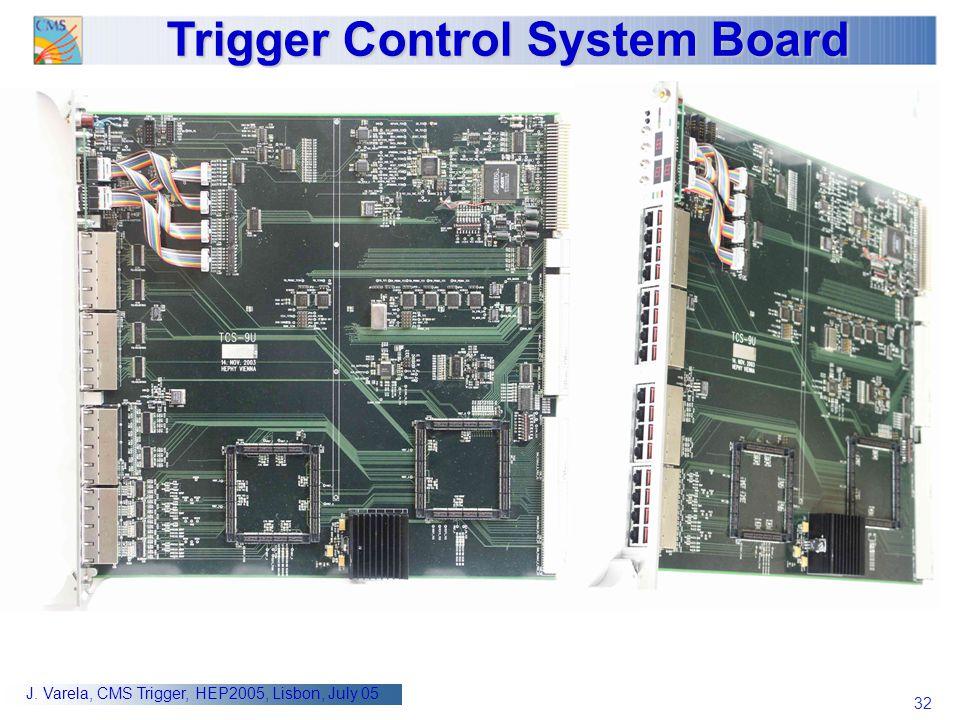 Trigger Control System Board