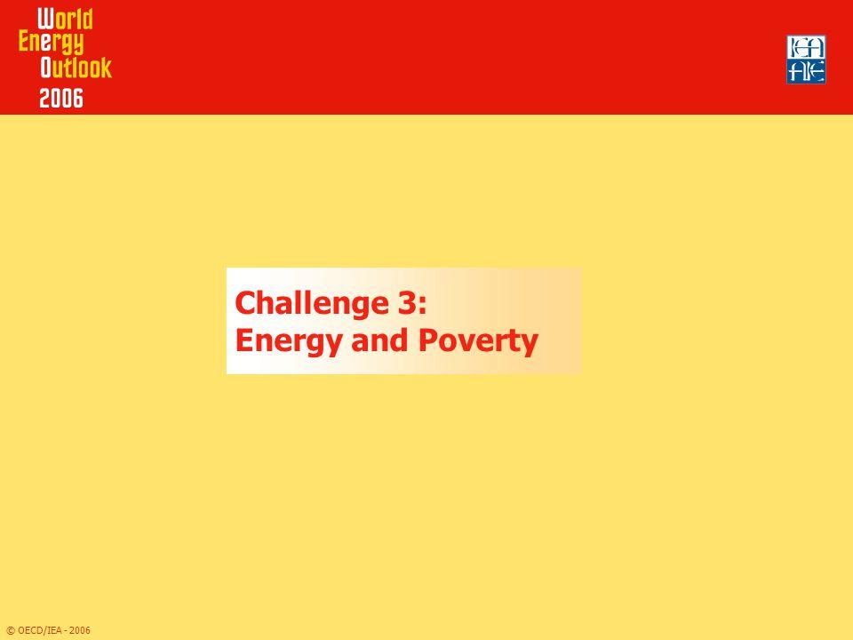 Challenge 3: Energy and Poverty